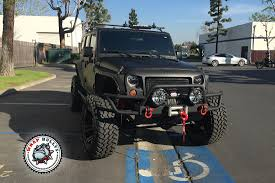 jeep matte grey jeep wrangler rubicon wrapped in 3m matte black wrap wrap bullys