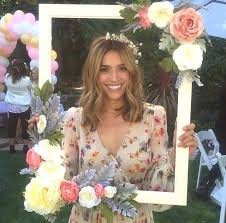 diy photo booth frame best 25 bachelorette photo booth ideas on bridal