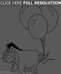 best ideas of eeyore coloring pages to print with additional