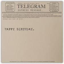 happy birthday telegrams message from santa telegram keepsake products christmas and