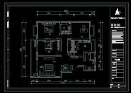 interior layout dwg pretentious modern house design autocad 12 cad home interior sweet