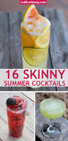 Summer Cocktail Party Recipes - best 25 healthy cocktails ideas on pinterest skinny alcoholic