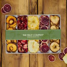 fruit gift boxes deluxe dried fruit gift box the fruit company