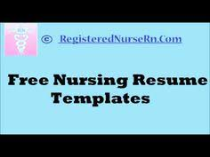 Resume Sample For Nursing Job by Nursing Cv Template Nurse Resume Examples Sample Registered