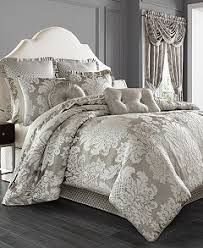 Waterfall Comforter J Queen New York Chandelier 4 Pc Bedding Collection Bedding
