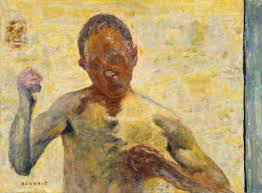 the painter retrospective of the work of bonnard the painter of