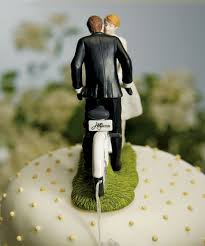 bicycle cake topper bicycle cake topper cyclist toppers