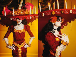 la muerte costume a girl against the world la muerte from the book of costume