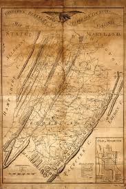 Berkeley Map Old Map Of Virginia 1809 Berkeley Frederick Jefferson Co