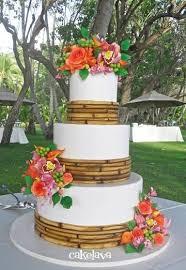 hawaiian themed wedding cakes 33 best hawaiian birthday cake images on hawaiian
