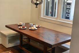 Slab Dining Room Table by Devos Custom Woodworking Custom Contemporary Eclectic Tables