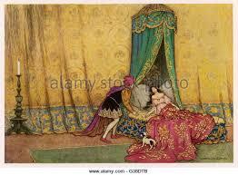 prince kissing sleeping princess stock photos u0026 prince kissing