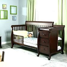 Changing Table Combo Crib And Changing Table Set Soundbubble Club