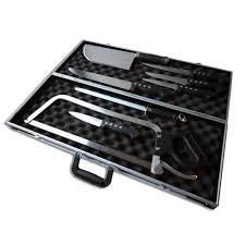 malette couteaux cuisine professionnel malette de 8 couteaux professionnels pour bouch achat vente