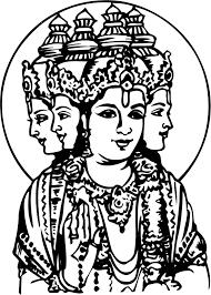 hindu mythology 8 gods and goddesses u2013 printable coloring pages