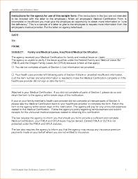 Sample Letter For Medical Leave Application 11 Medical Letter Sample Basic Job Appication Letter