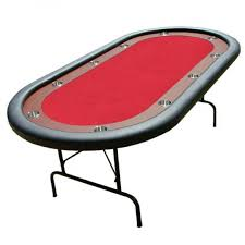 8 person poker table red felt poker table with wooden race track the chip cave