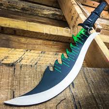 Tactical Kitchen Knives 12