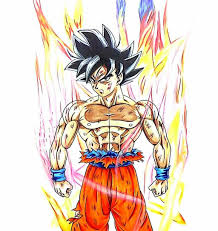 goku halloween background goku limit breaker poster no background by ztubornnaniac on