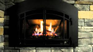 mendota d30 gas fireplace insert youtube for mendota gas fireplace