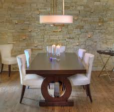 pillar candle wall sconces dining room transitional with dining