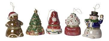 mr set of 5 box ornaments on