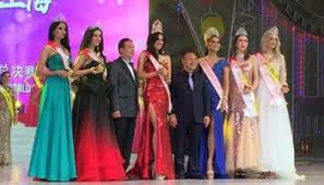 The Winner Of New Zealand by Ariel Pearse Of New Zealand Wins Miss Tourism International 2016