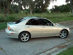 lexus is300 silver fs 2002 lexus is300 5 speed manual lsd ta fl