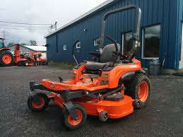 kubota residential zg227 zero turn mower in the baltimore and