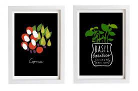 affiche deco cuisine les affiches culinaires d anek joli place
