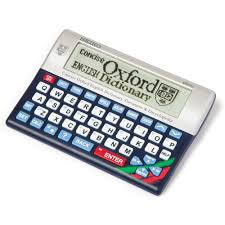 Oxford Dictionary Seiko Er6700 Electronic Concise Oxford Dictionary Thesaurus