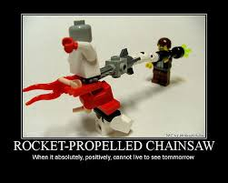 Chainsaw Meme - image 77303 rocket propelled chainsaw know your meme