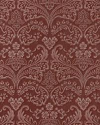 3d barock tapete präge tapete damask edem 755 26 orient rot platin