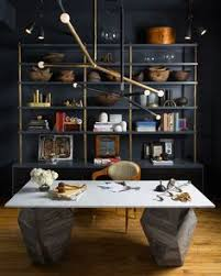 Home Office Decorating Ideas For Men Get This Look Projectecleticfarmhouse Hanging Chair Office