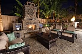 luxury backyard paver designs on small home remodel ideas with