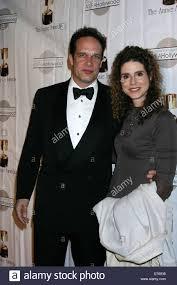 Diedrich Bader Diedrich Bader With Wife Dulcy Rogers The 39th Annual Annie Awards