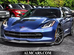 2016 corvette stingray price 2016 used chevrolet corvette 2dr stingray z51 coupe w 2lt at alm