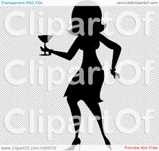 cocktail silhouette png royalty free rf clip art illustration of a silhouetted funky