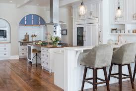 La Cornue Kitchen Designs by One House Two Kitchens Atticmag
