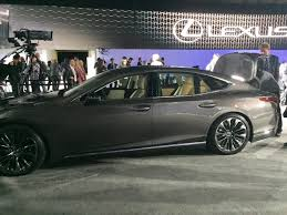 2018 lexus ls400 qotd what u0027s your take on this new