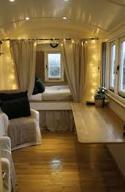 decorate with string lights smooth wooden floorboard smooth gray