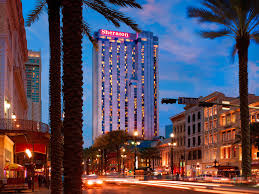 New Orleans Map Of Hotels by New Orleans La Hotels Sheraton New Orleans Hotel
