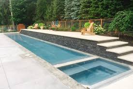 cost of a lap pool cost of inground pool
