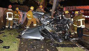 4 killed in northridge collision police say driver may have been