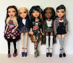 teen behaviour bratz bratzlee dolls