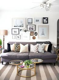 grey sofa white rug yellow light decorating ideas ating 13846