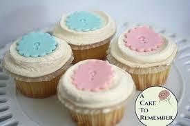 gender reveal cake topper fondant gender reveal party cupcake toppers gender reveal baby