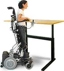 bureau à hauteur variable bureaux à hauteur variable électrique atout mobilité matériel