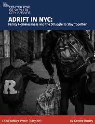 center for new york city affairs