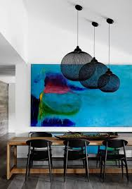 large wall artworks creating stunning focal points for modern